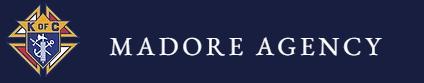 The Madore Agency Logo